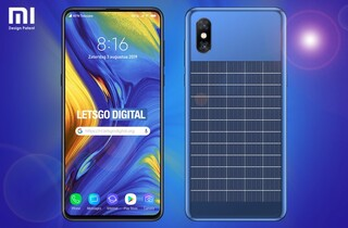 Xiaomi запатентовала смартфон с солнечной батареей