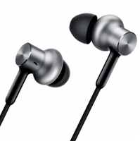 Вакуумные наушники (гарнитура) Xiaomi Mi In-Ear Headphones Pro, Grey / Xiaomi Hybrid Dual Drivers