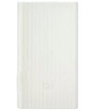 Силиконовый чехол для Xiaomi Power bank 2C 20000 white