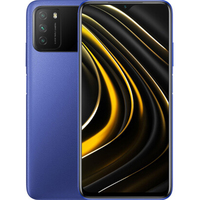 Xiaomi Poco M3 4/64GB Blue/Синий Global Version