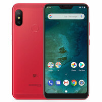 Xiaomi Mi A2 Lite 4GB/64GB Red/Красный Global Version