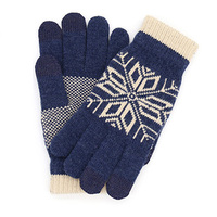 Перчатки Xiaomi Touchscreen Winter Wool Gloves Blue