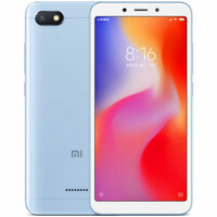 Xiaomi Redmi 6A 2GB/32GB Blue/Голубой Global Version