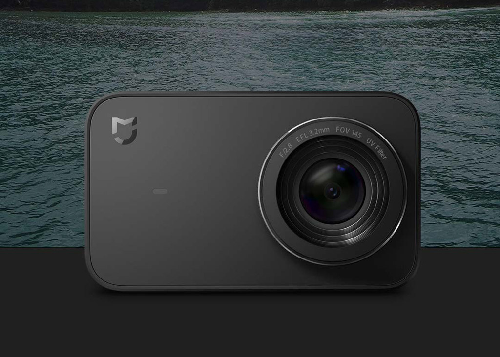 Экшн-камера Yi 4K MIJIA Small Camera