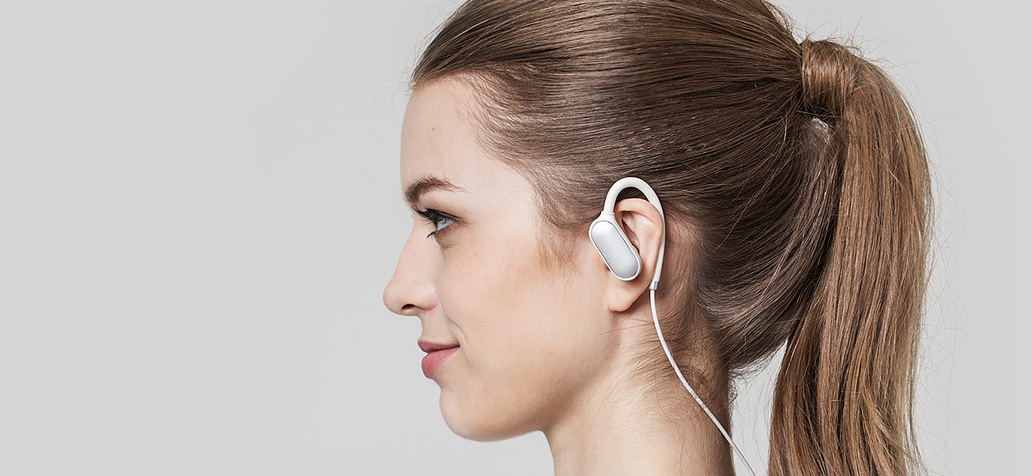 Bluetooth наушники Xiaomi Mi Sport Bluetooth Ear-Hook Headphones